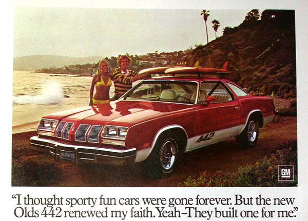 Olds 1976 442