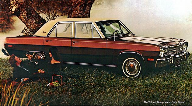 Plymouth Valiant Brougham 1974