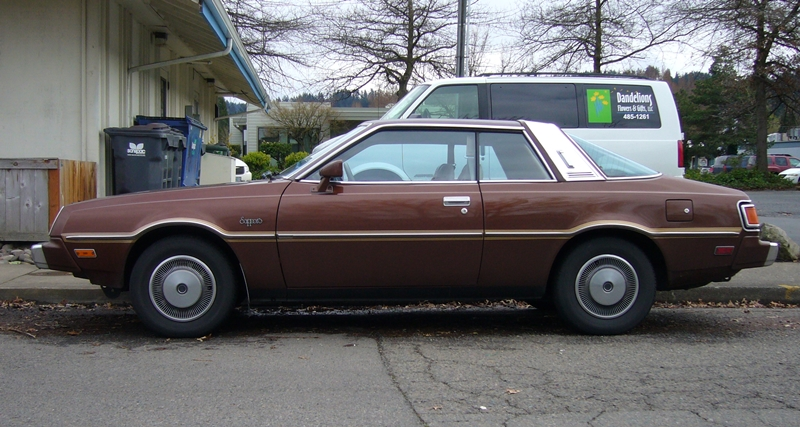 Curbside Classic 1978 Plymouth Sapporo Stayin Alive