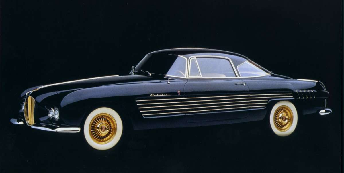 Concept Classic 1953 Cadillac Ghia Coupe The Rita