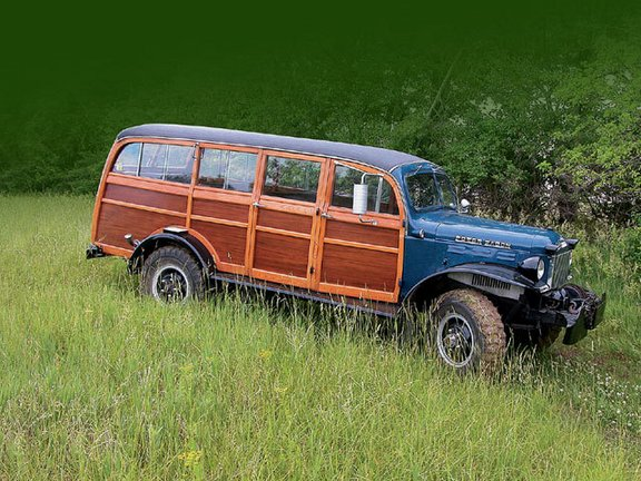 Curbside Classic: Dodge WM300 Power Wagon – Immortality Attained