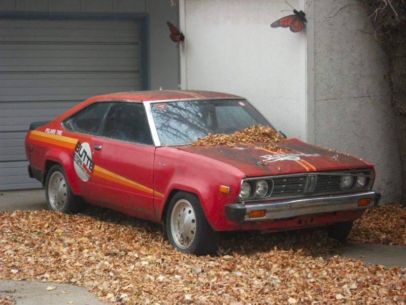 Curbside Classic 1979 Datsun