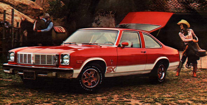 Hatchbacks and brochures on pinterest for 1975 oldsmobile omega salon
