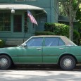 """(first posted 6/12/2011) In a parallel universe, this would be a 1978 Chevy III, Ford Dearborn, Plymouth Cranbrook or Studebaker Larkette. It's more """"American"""" than the American cars of its […]"""