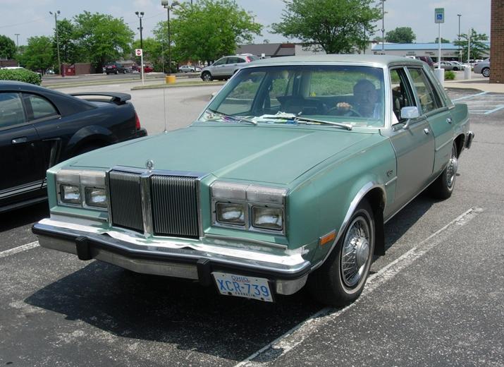 Old School Chrysler Cars