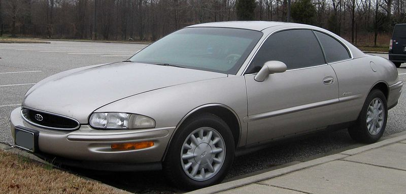 Curbside Classic 2002 Oldsmobile Aurora Into That Quiet