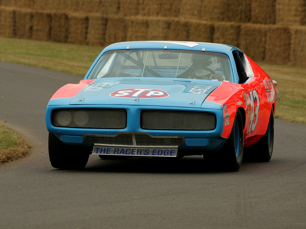 the '72/'73 Charger proved