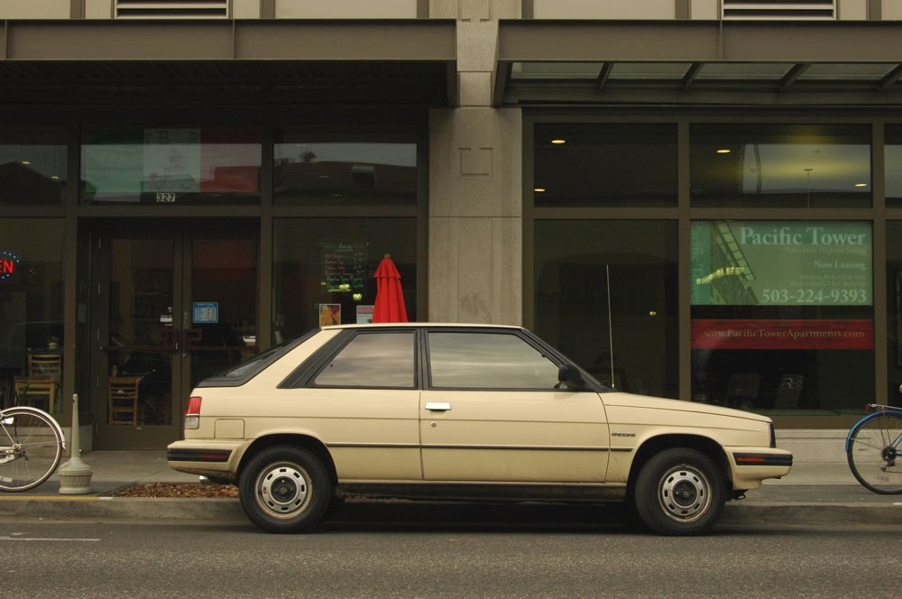 Curbside Classic: 1986 Renault Alliance – Patina Royale