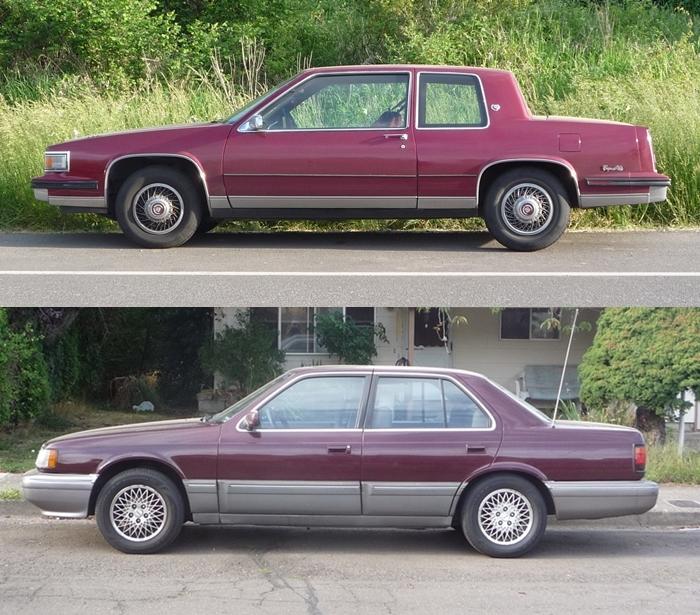 Curbside Classic: 1991 Mazda 929S
