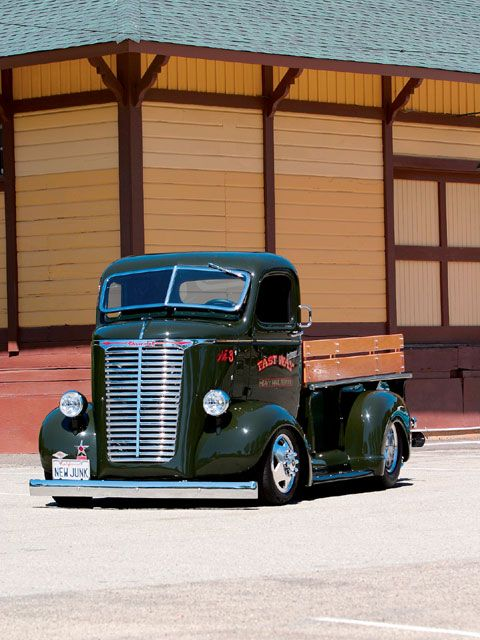 Alfa img - Showing > 1940 Chevy COE Truck