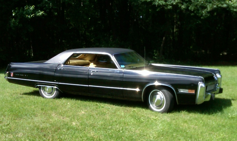 My Curbside Classic: 1973 Imperial LeBaron by Chrysler
