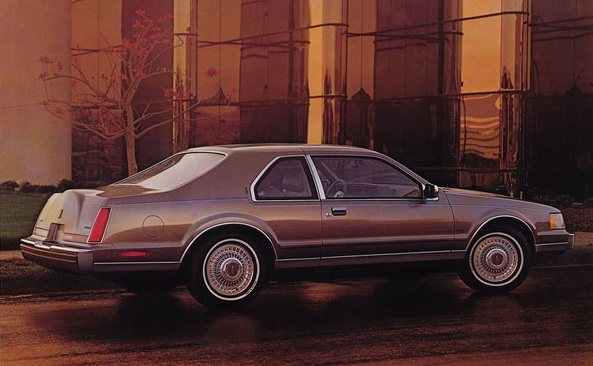 History Lincoln Contintental Mark VII ndash The Forgotten Car