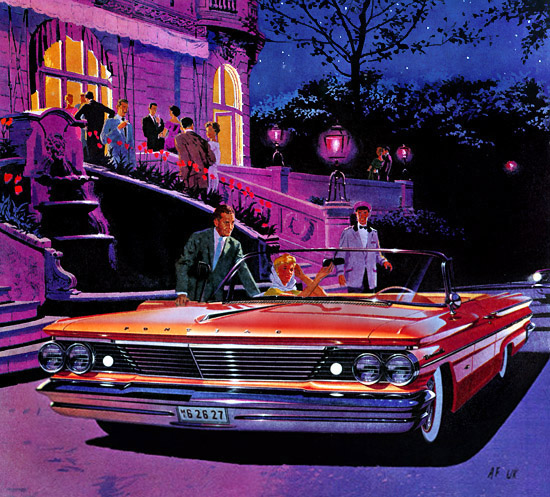 Pontiac Car Wallpaper: The '62 Pontiac's Better End (And A Few Other Gems By F&K