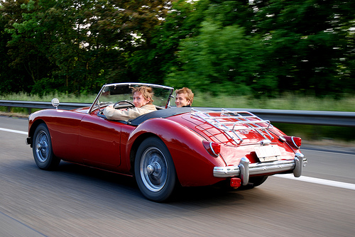 Mga Classic Car