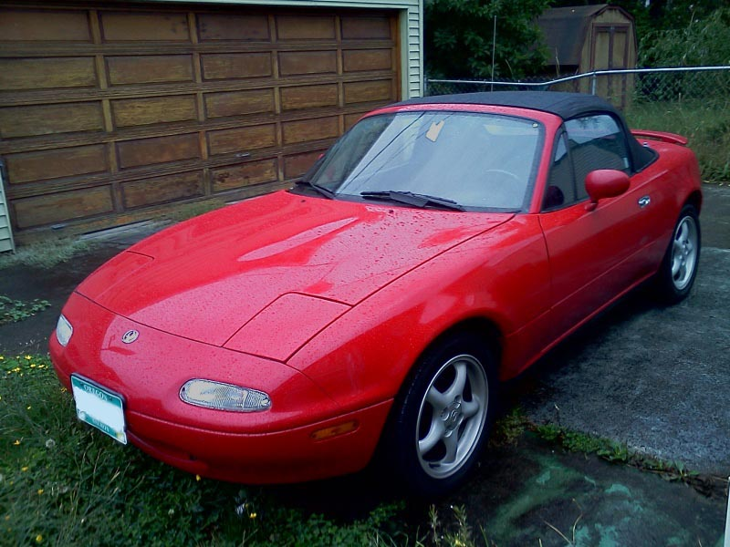 1990 Miata Headlights 1990-97 Mazda Mx-5 Miata