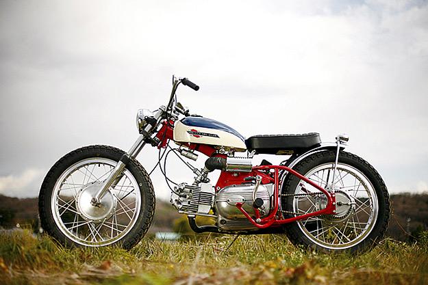 Motorcycle History Harley Davidson Sprint The Spaghetti
