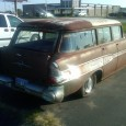 (first posted 11/11/11)   The humble station wagon.  Everyone remembers the glamorous wood-bodied versions from the 1930s and 40s and even the behemoths of the 1970s.  But in the 1950s, there […]