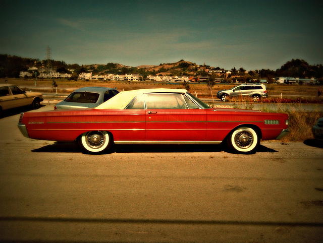 Classic curbside classic 1966 mercury monterey and the indian summer