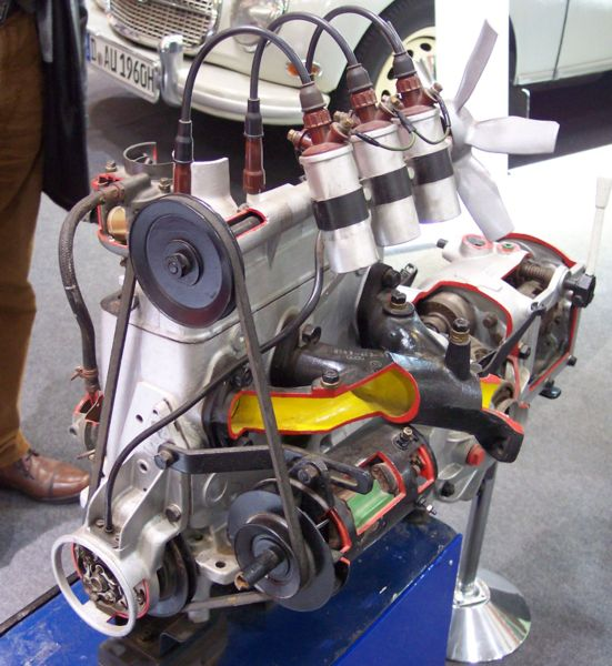 Dkw Engine Cutaway Tce on 36 Hp Vw Engine Parts