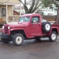 (first posted 12/9/2011) Twittered-out, over-Tumblered, hyper-texted and on-line OD'd? Get an old truck – the older the better – and go haul something with it. Just make sure you don't […]