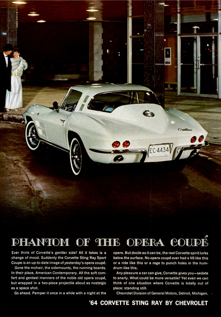 Vintage Ads The Day She Flew The Coupe What A
