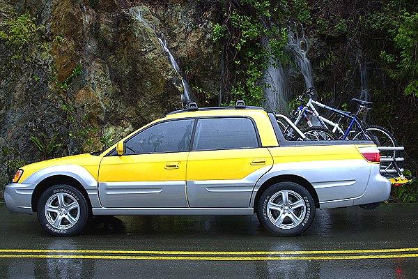 Subaru Baja 2