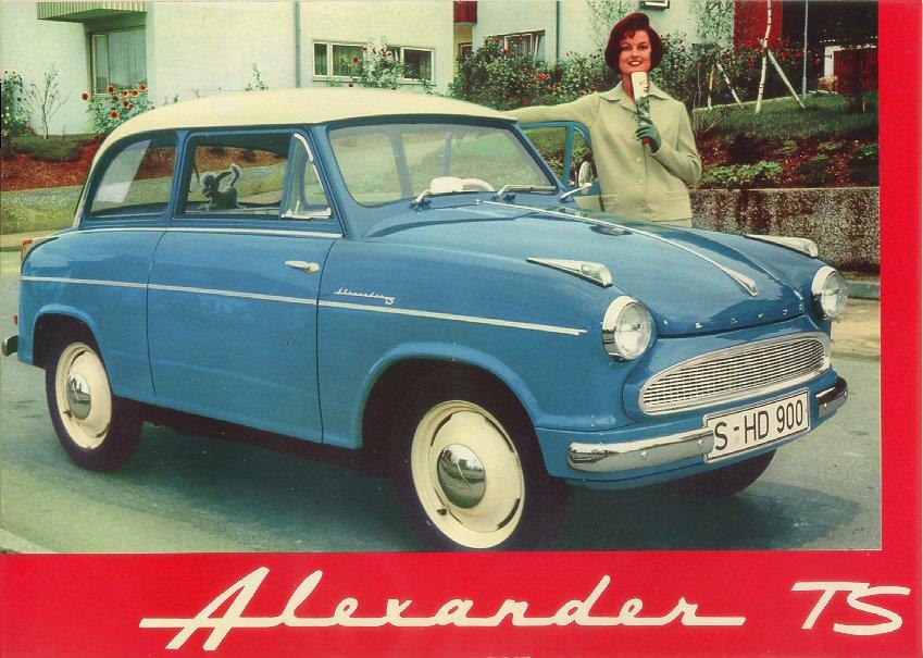 Automotive History Lloyd Lp 300 400 600 Alexander