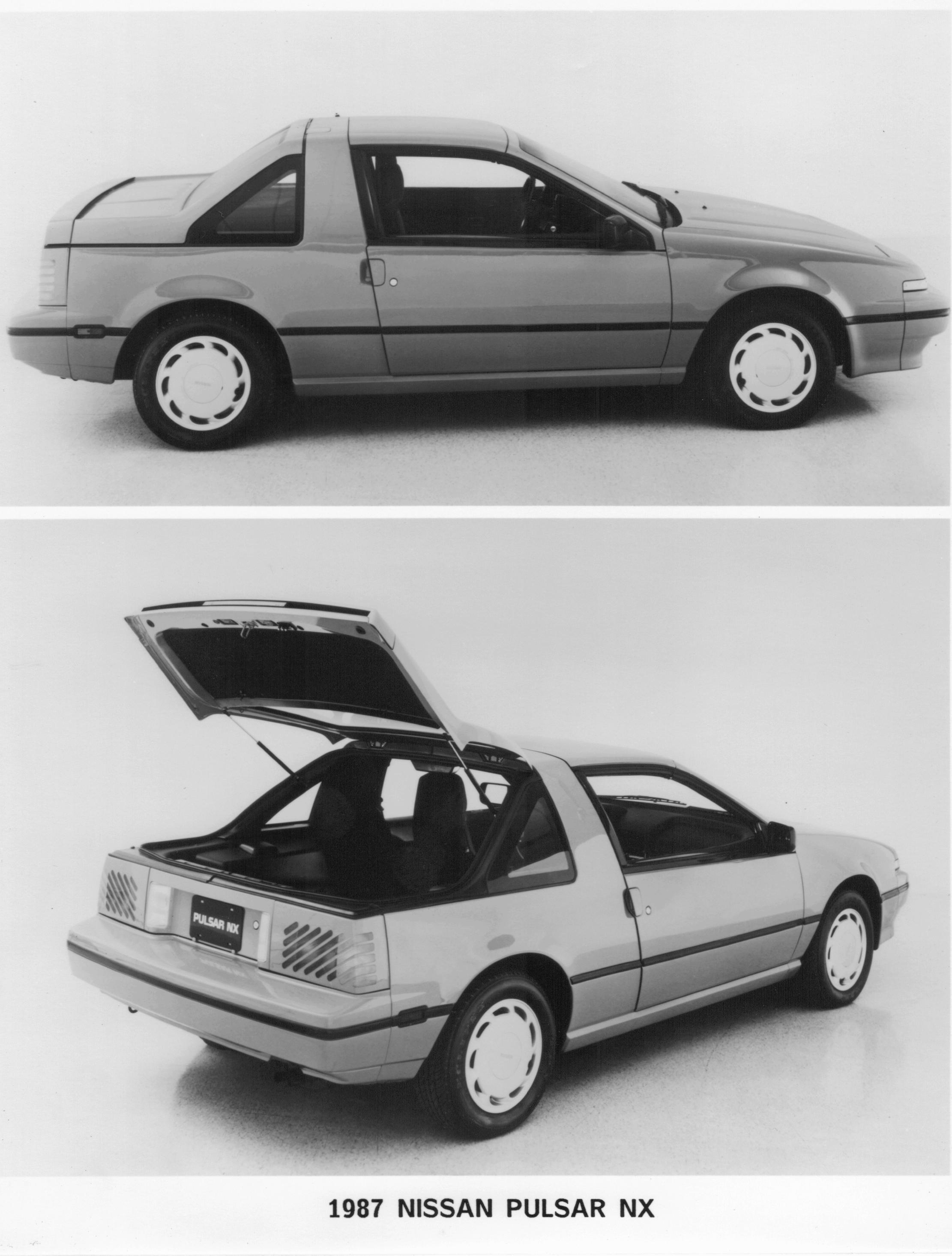 1987 nissan pulsar we had a red one with a t top beautiful mess which is my life pinterest nissan and cars