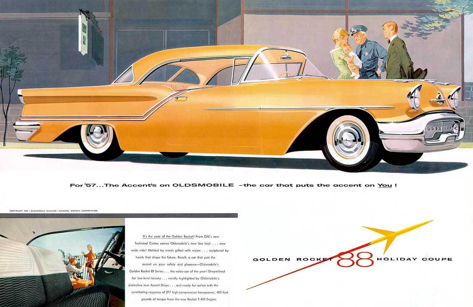 Curbside Classic 1958 Oldsmobile Dynamic Eighty Eight