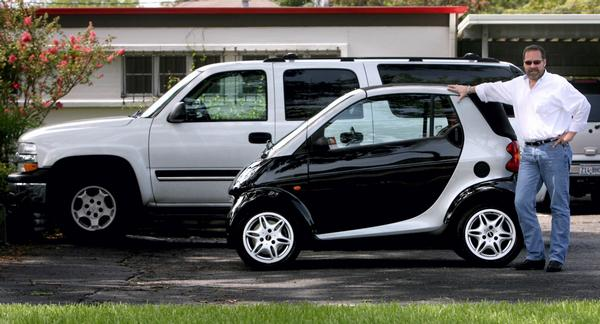 Short car day smart fortwo but smart for you