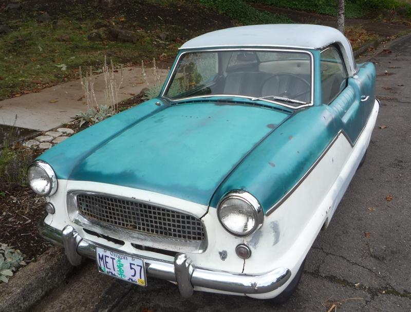 Curbside Classic: 1957 Metropolitan
