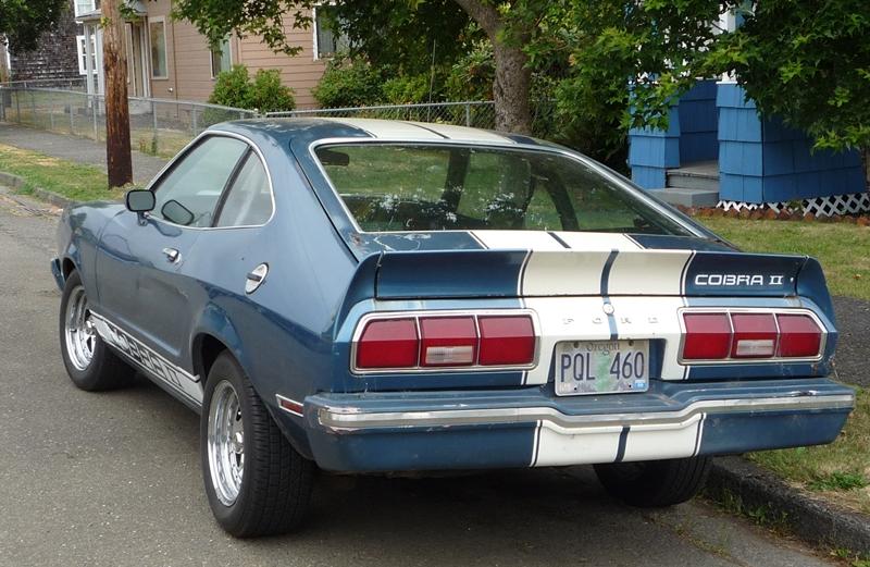 1975 Ford Mustang Cobra II