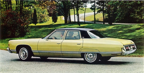 Curbside Classic 1972 Chevrolet Caprice Cadillac Carbon
