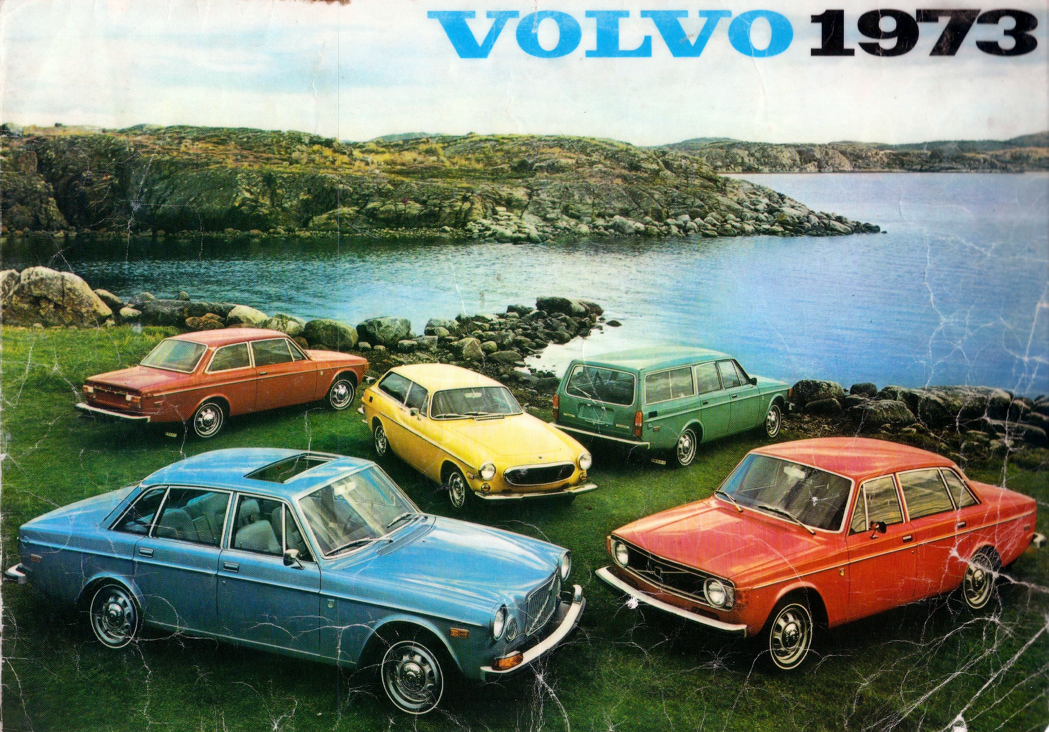 I used to drive a '73 Volvo 142 ...