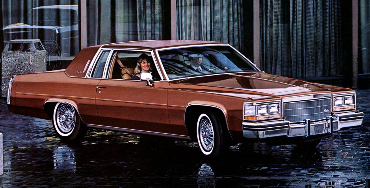 Curbside classic 1988 cadillac coupe de ville how not to downsize