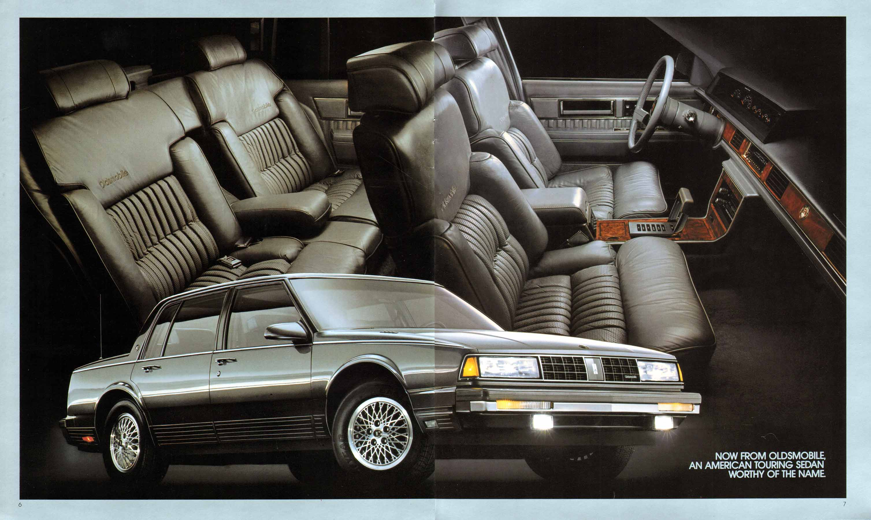 Curbside Classic: 1992 Oldsmobile - 302.4KB