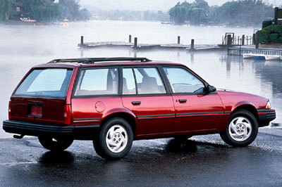 Curbside Classic 1983 Chevrolet Cavalier Wagon 20 20