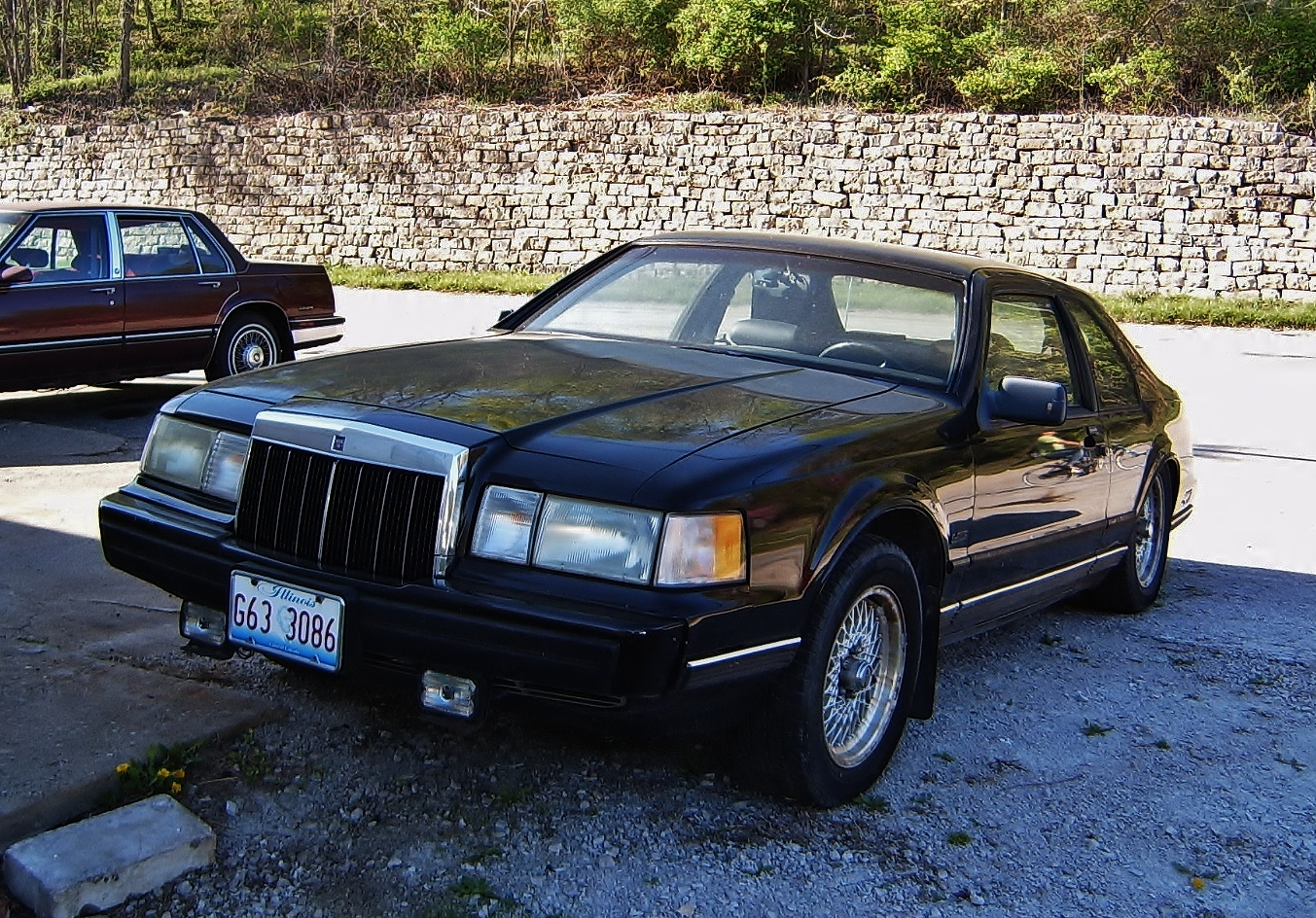 1990 Lincoln LSC for Sale http://www.curbsideclassic.com/curbside-classics-american/1990-92-lincoln-mark-vii-lsc-se-not-your-uncle-maxs-mark/