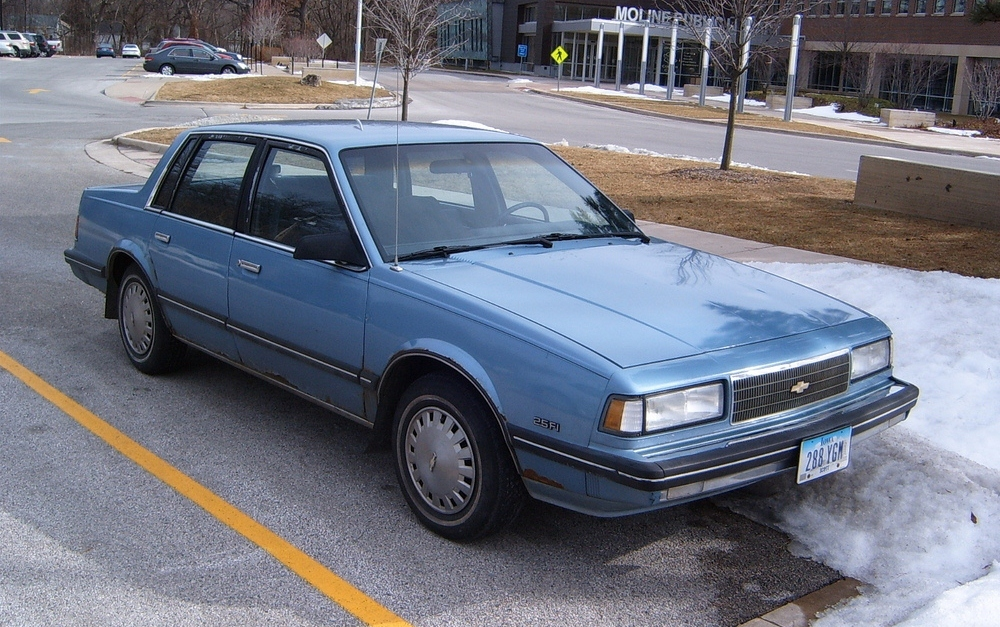 For $12,000, This 1988 Chevy Celebrity Eurosport VR Could ...