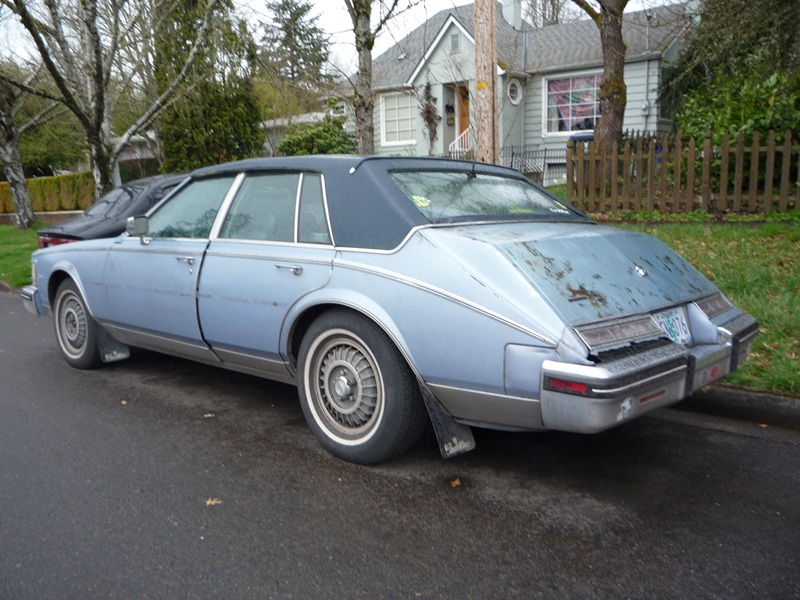 curbside classic 1980 1985 cadillac seville gm s deadly. Cars Review. Best American Auto & Cars Review