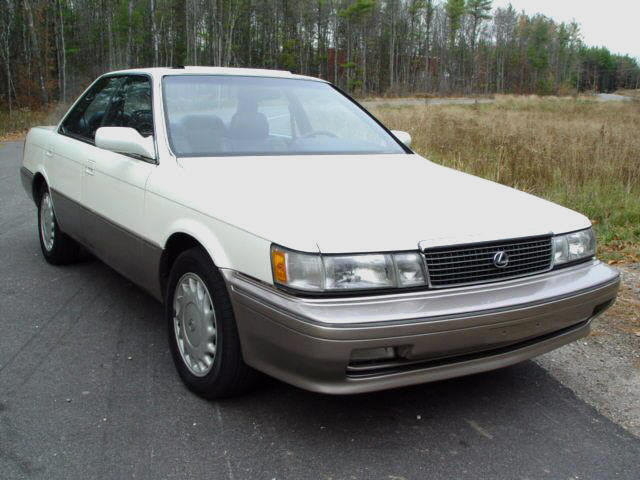Cars Of A Lifetime 1991 Lexus Es250 Luxury For The