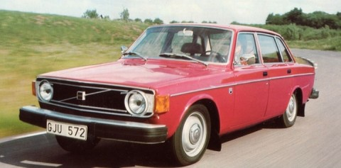 Curbside Classic: 1972 Volvo 144E – Volvo's Blueprint For The Next Thirty Years