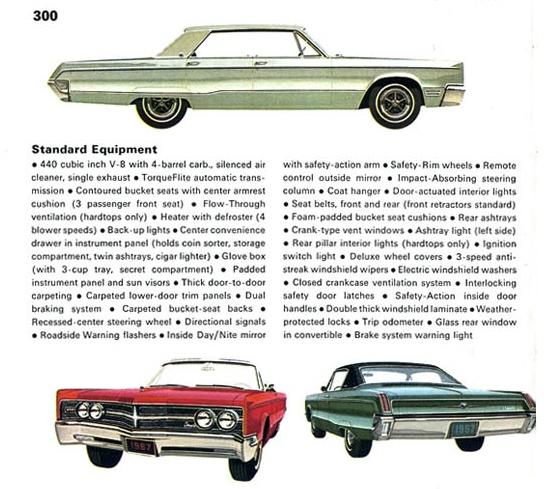 Curbside Classic: 1968 Chrysler 300