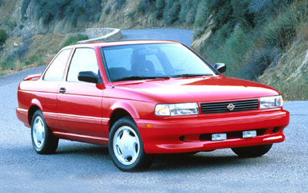 Curbside Classic: 1996 Nissan 200SX SE – Have We Met?