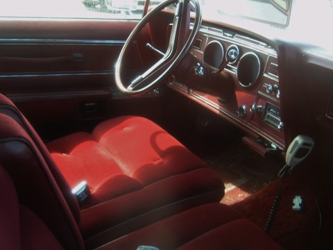 Curbside Classic 1974 Thunderbird A Mark By Any Other Name