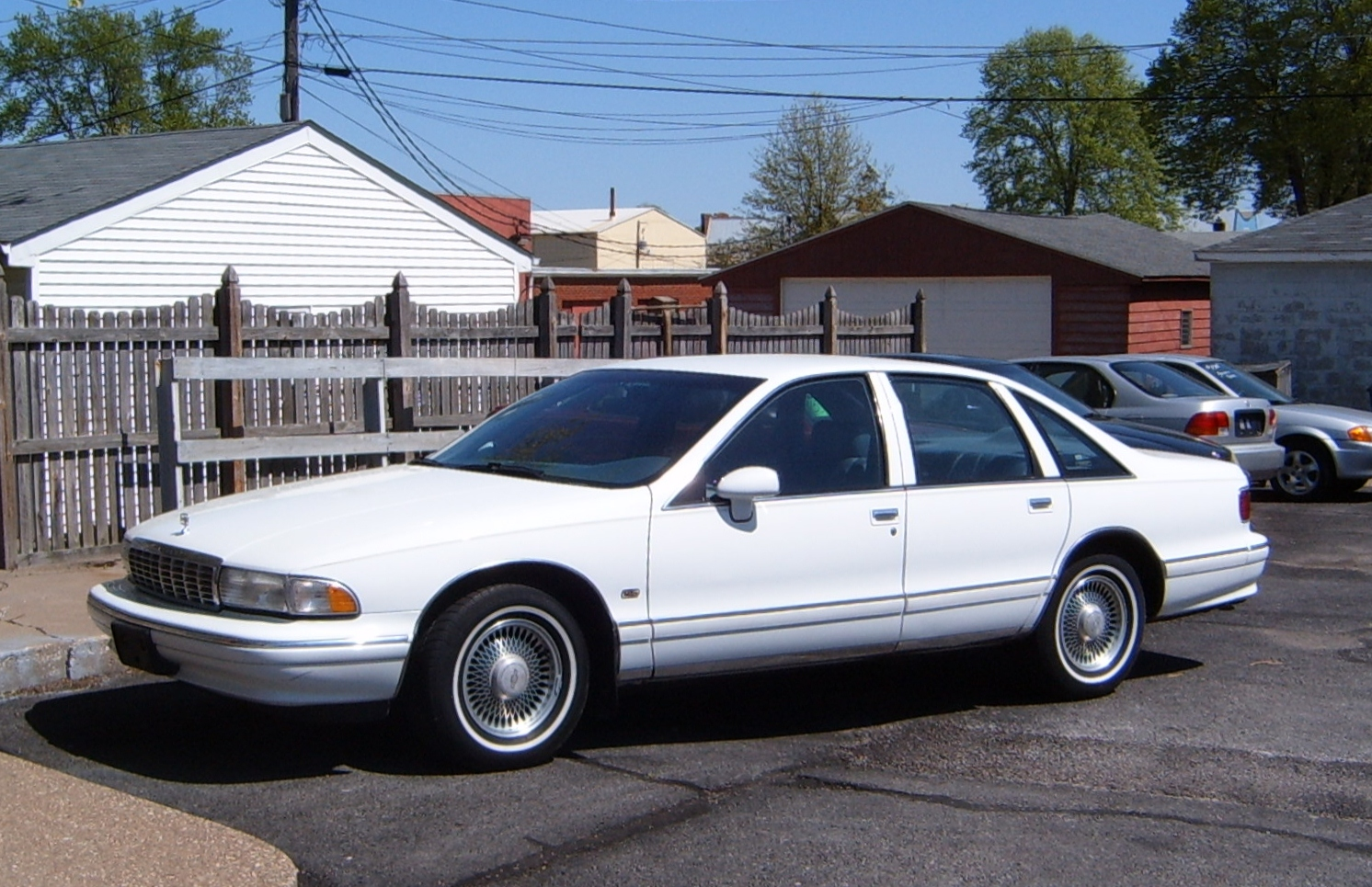 Curbside Classic: 1994 Chevrolet Caprice Classic LS – Last Of The