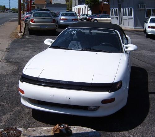 Toyota Convertibles: CC Capsule: 1991 Toyota Celica Convertible