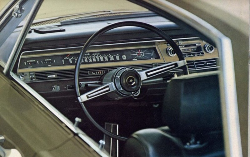 1968 Chrysler New Yorker Interior | galleryhip.com - The Hippest Galleries!