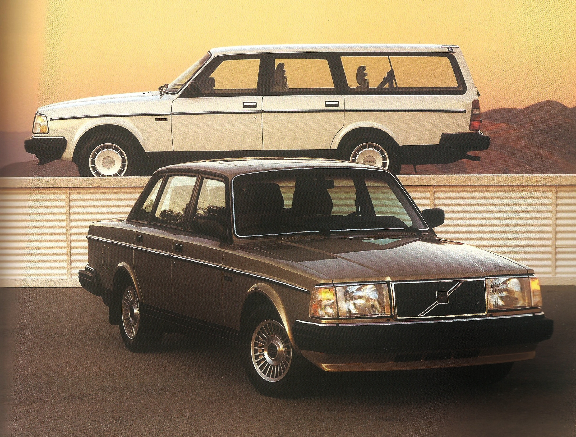Cars Of A Lifetime: 1987 Volvo 245 – Practically Sensible and Serenely Safe