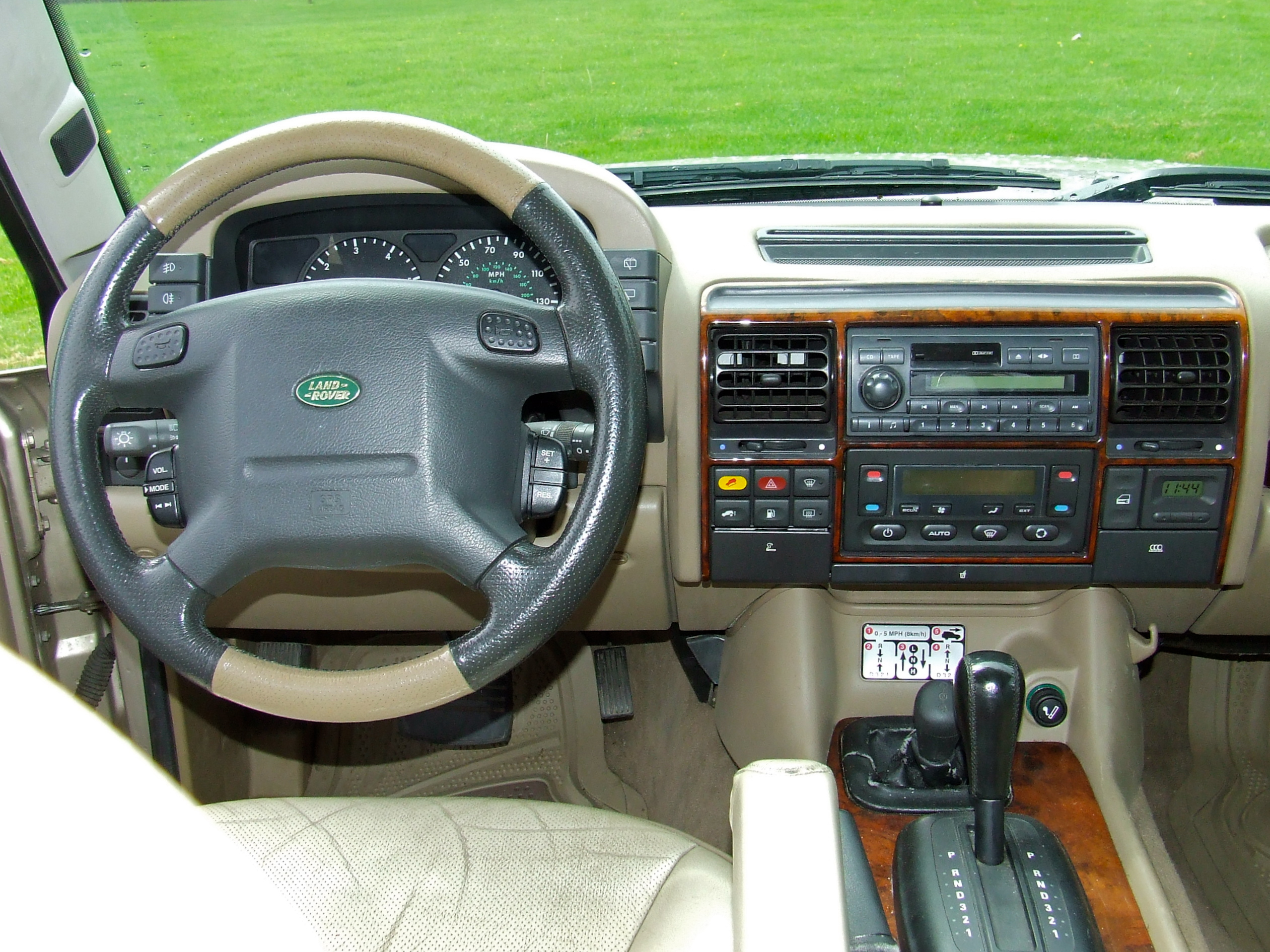 Cars Of A Lifetime 2000 Land Rover Discovery Ii Se7